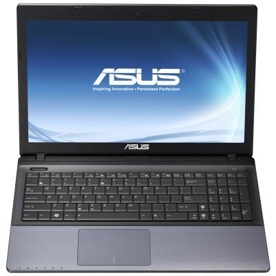 Ноутбук Asus X55VD-SX089D - клавиатура