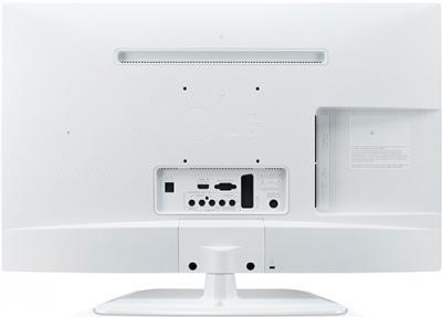 Телевизор LG 22LN457U - вид сзади
