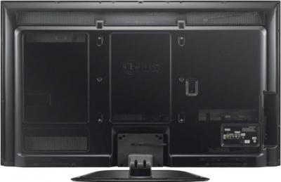 Телевизор LG 42PH470U - вид сзади