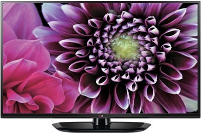 Телевизор LG 50PN450D - вид спереди