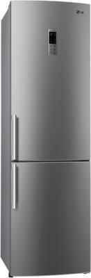 Холодильник с морозильником LG GA-M589ZMQA - общий вид