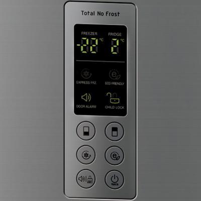 Холодильник с морозильником LG GA-M589ZMQA - панель управления