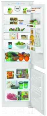 Холодильник с морозильником Liebherr ICS 3304 - общий вид
