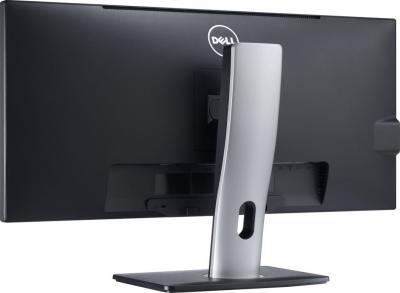 Монитор Dell U2913WM - вид сзади