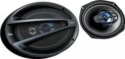 Коаксиальная АС Sony XS-F6939R - общий вид
