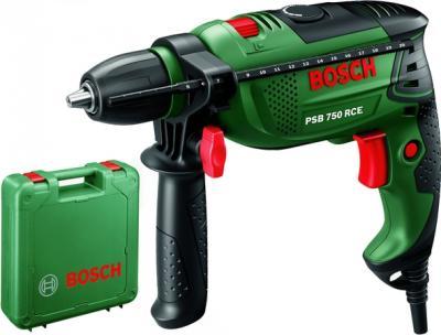 Дрель Bosch PSB 750 RCE (0.603.128.520) - общий вид