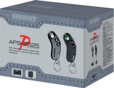 Автосигнализация Sheriff APS-2625 - в коробке