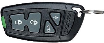 Автосигнализация Sheriff ZX-940 - дополнительный брелок