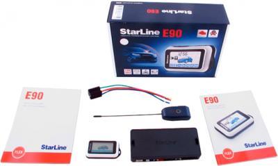 Автосигнализация StarLine E90 - комплектация
