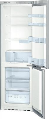 Холодильник с морозильником Bosch KGV36VL13R - общий вид