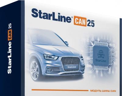 CAN-модуль StarLine CAN25 - в упаковке