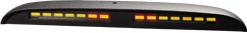 Парковочный радар ParkMaster 4DJ33 (Black) - общий вид