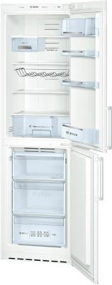 Холодильник с морозильником Bosch KGN39XW20R - внутренний вид