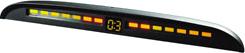 Парковочный радар ParkMaster 4DJ34 Black - общий вид