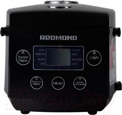 Мультиварка Redmond RMC-02 (черный)