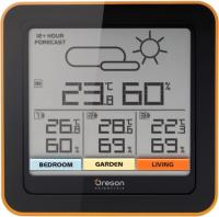 Метеостанция цифровая Oregon Scientific RAR500N -