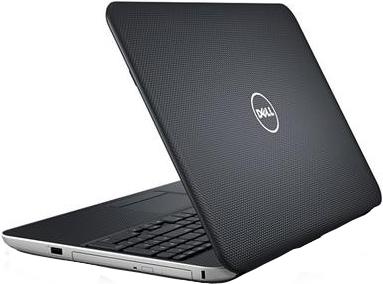 Ноутбук Dell Vostro (2521) 272211991 (11197715) Black - вид сзади