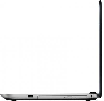 Ноутбук Dell Vostro (2521) 272211992 (11198415) Black - вид сбоку