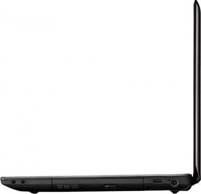 Ноутбук Lenovo G585 (59360001) - вид сбоку