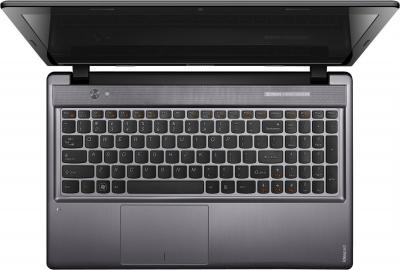 Ноутбук Lenovo Z585A (59352533) - вид сверху
