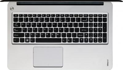 Ноутбук Lenovo IdeaPad U510 (59360047) - вид сверху