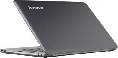Ноутбук Lenovo IdeaPad U510 (59360047) - вид сзади