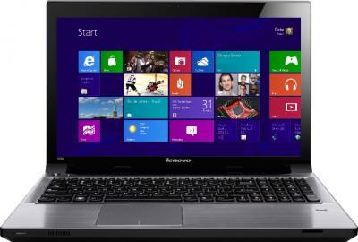 Ноутбук Lenovo V580 (59368329) - фронтальный вид