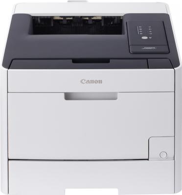 Принтер Canon i-SENSYS LBP7210Cdn - фронтальный вид