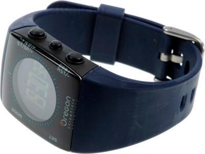 Многофункциональные часы Oregon Scientific RA122 Blue - вид лежа