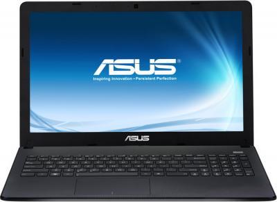 Ноутбук Asus X501U-XX053D - фронтальный вид