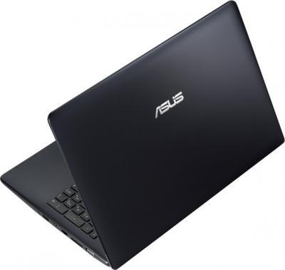 Ноутбук Asus X501U-XX053D - вид сзади