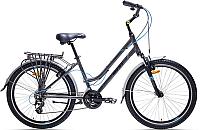Велосипед Aist Cruiser 2.0 W (19, серый/голубой) -