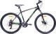 Велосипед Aist Rocky 1.0 Disc (18, черный) -
