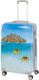 Чемодан на колесах Sun Voyage SV015-AC016-24 -