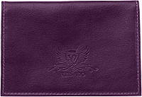 Чехол для документов Versado 063.2 (фиолетовый) -