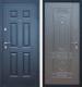 Входная дверь Промет Виктория венге (86x205, правая) -