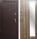 Входная дверь Промет С4 Дипломат (98x206, левая) -