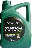 Моторное масло Hyundai/KIA Commercial Diesel 10W40 / 05200484A0 (4л) -