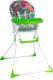 Стульчик для кормления Lorelli Bobo Green Mushroom (10100271721) -