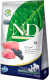 Корм для собак Farmina N&D Grain Free Lamb & Blueberry Adult Medium (0.8кг) -
