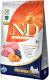 Корм для собак Farmina N&D Grain Free Pumpkin Lamb & Blueberry Adult Mini (0.8кг) -