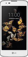 Смартфон LG K8 K350E (белый) -
