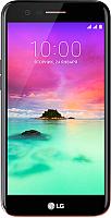 Смартфон LG K10 (2017) / M250 (черный) -