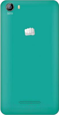 Смартфон Micromax Canvas Magnus Q334 (зеленый)