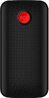 Мобильный телефон Vertex C308 (черный) -
