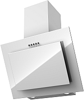 Вытяжка декоративная KRONAsteel Seliya 600 White Push Button -