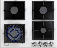Газовая варочная панель Fornelli PGA 60 Quadro WH (00017280) -