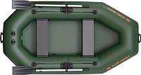 Надувная лодка Kolibri К240Т (c ковриком-книжкой) -