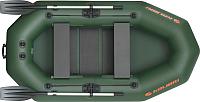 Надувная лодка Kolibri К250Т (c ковриком-книжкой) -