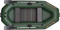 Надувная лодка Kolibri К260Т (c ковриком-книжкой) -